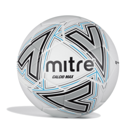 mitre Mitre Calcio Max Football, White/Blue 5 (2021)