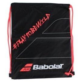 Babolat Babolat Pure Strike Gym Bag, Grey/Fluoro Red