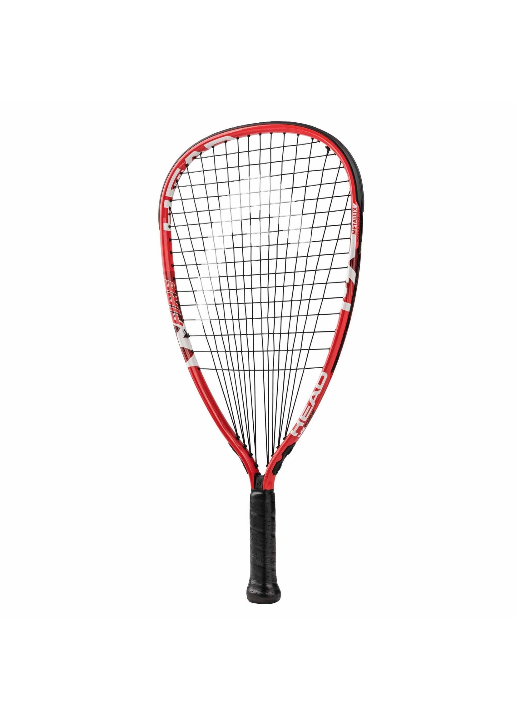 Head Head MX Fire Racketball Racket (2019)