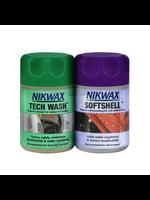 Nikwax Nikwax Tech Wash and Softshell Proof 2in1
