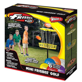 Frisbee - Mini Frisbie Golf Set
