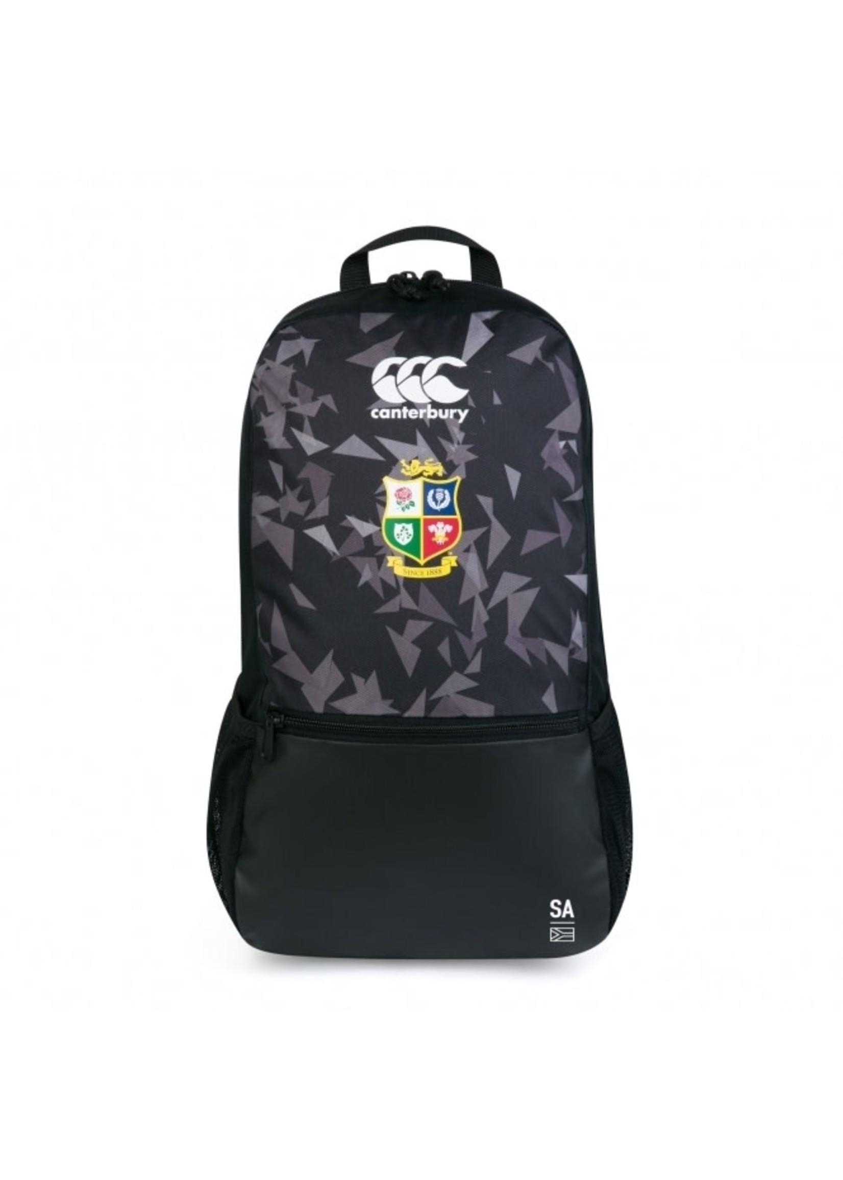Canterbury British & Irish Lions - Vaposhield Medium Backpack (2021) - Black