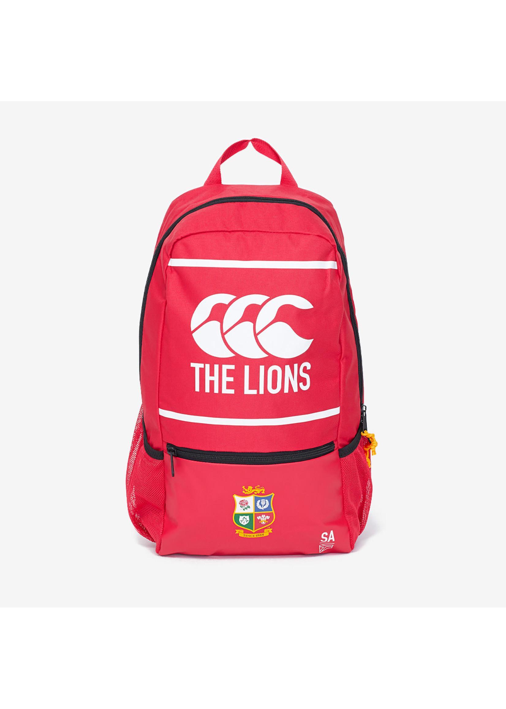 Canterbury British & Irish Lions - Vaposhield Medium Backpack (2021) - Red
