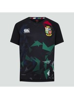 Canterbury British & Irish Lions - Junior S.Light Graphic Tee  (2021) - Black