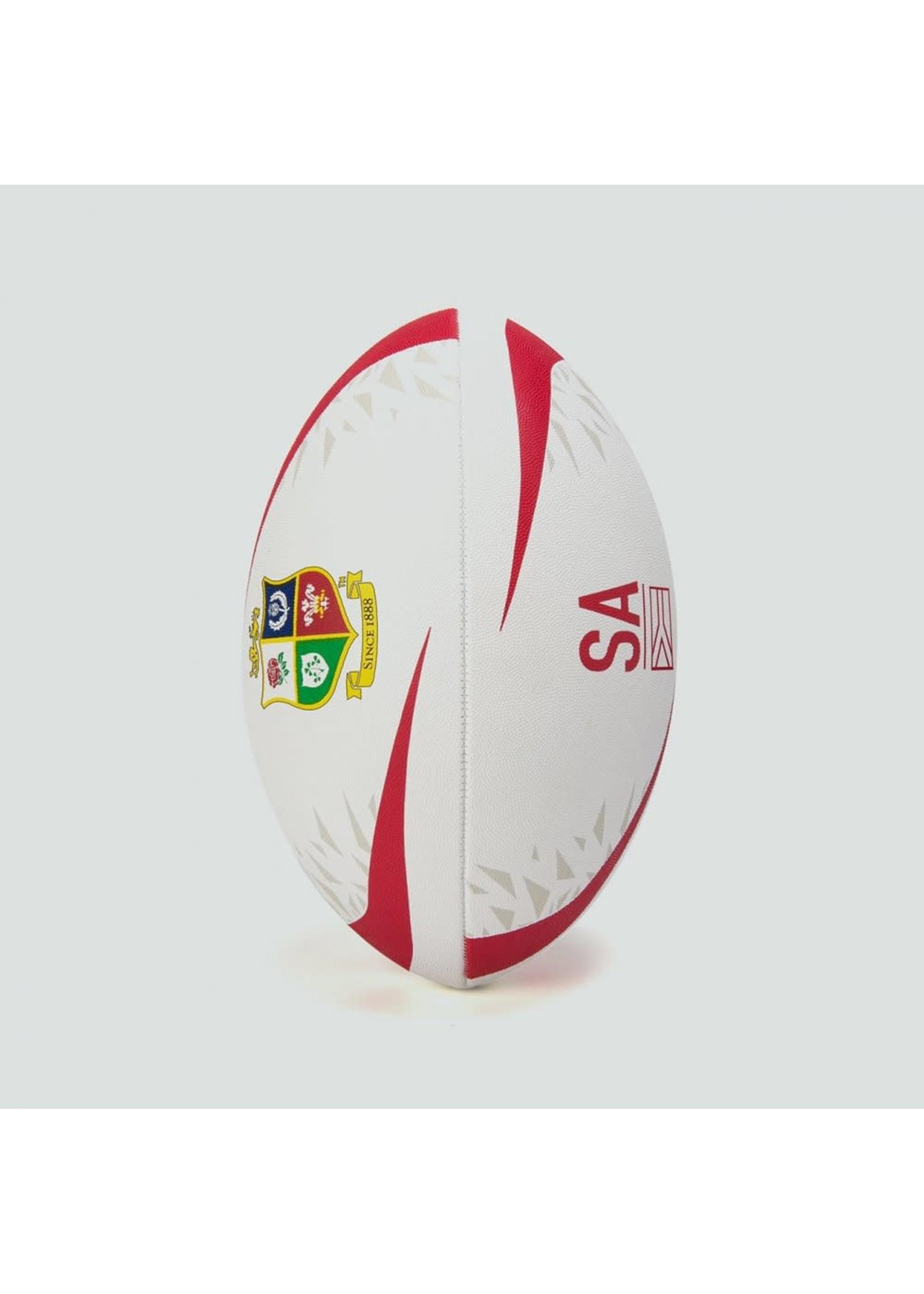Canterbury British & Irish Lions - Mentre Rugby Ball - White- Size Mini (2021)