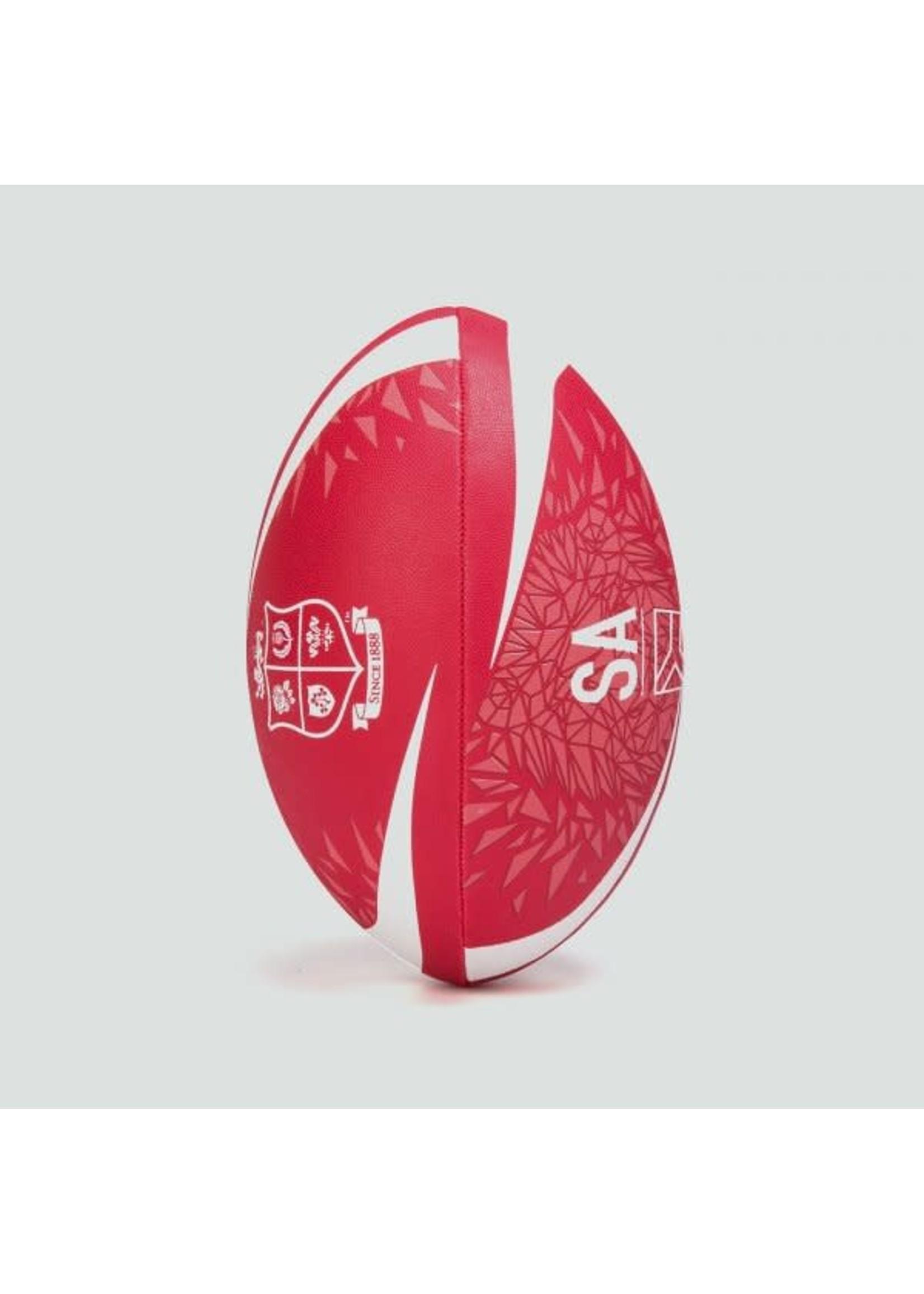 Canterbury British & Irish Lions - Thrillseeker Rugby ball - Red - Size  (2021)