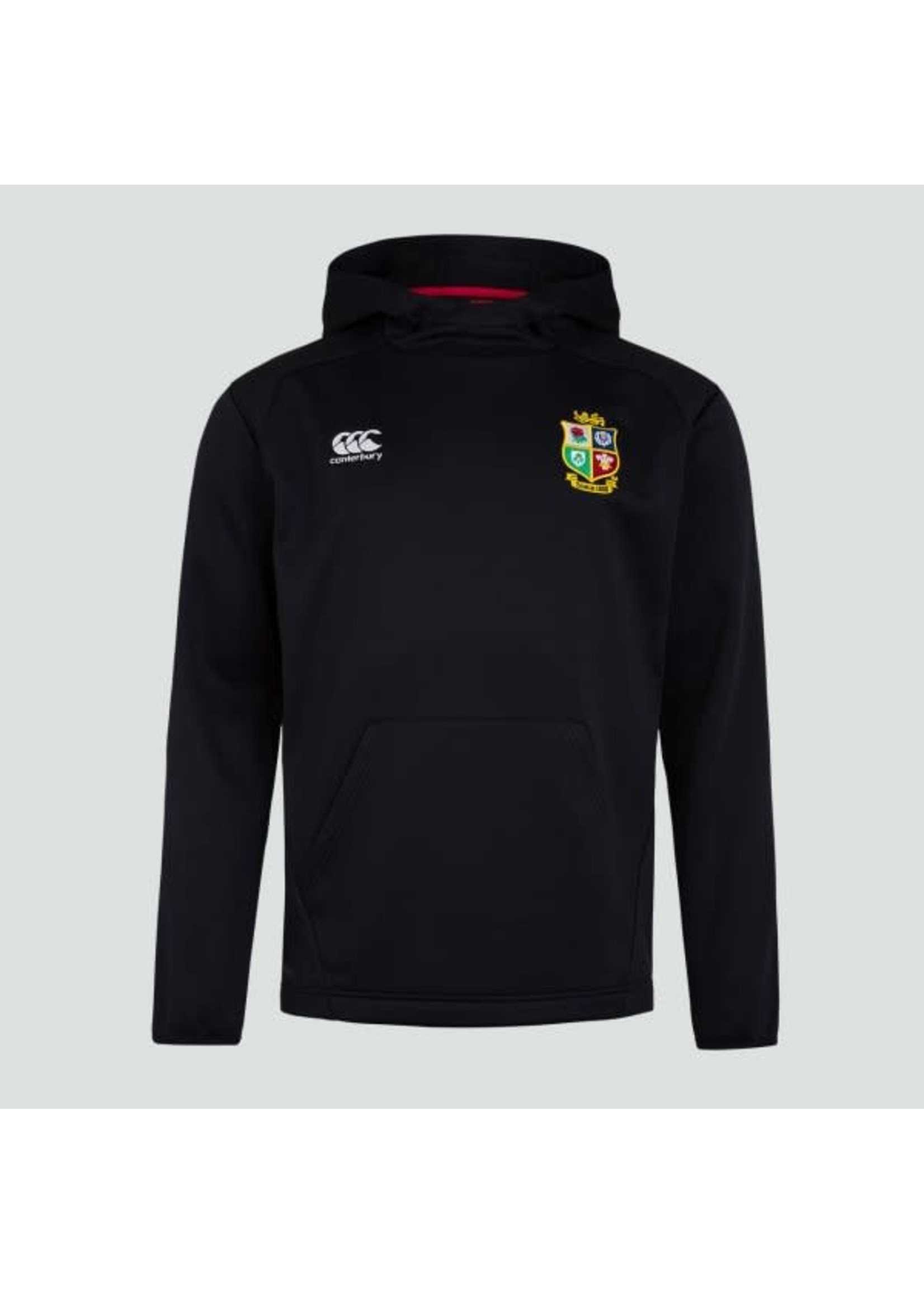 Canterbury British & Irish Lions - Mens OTH Hoody (2021) - Black