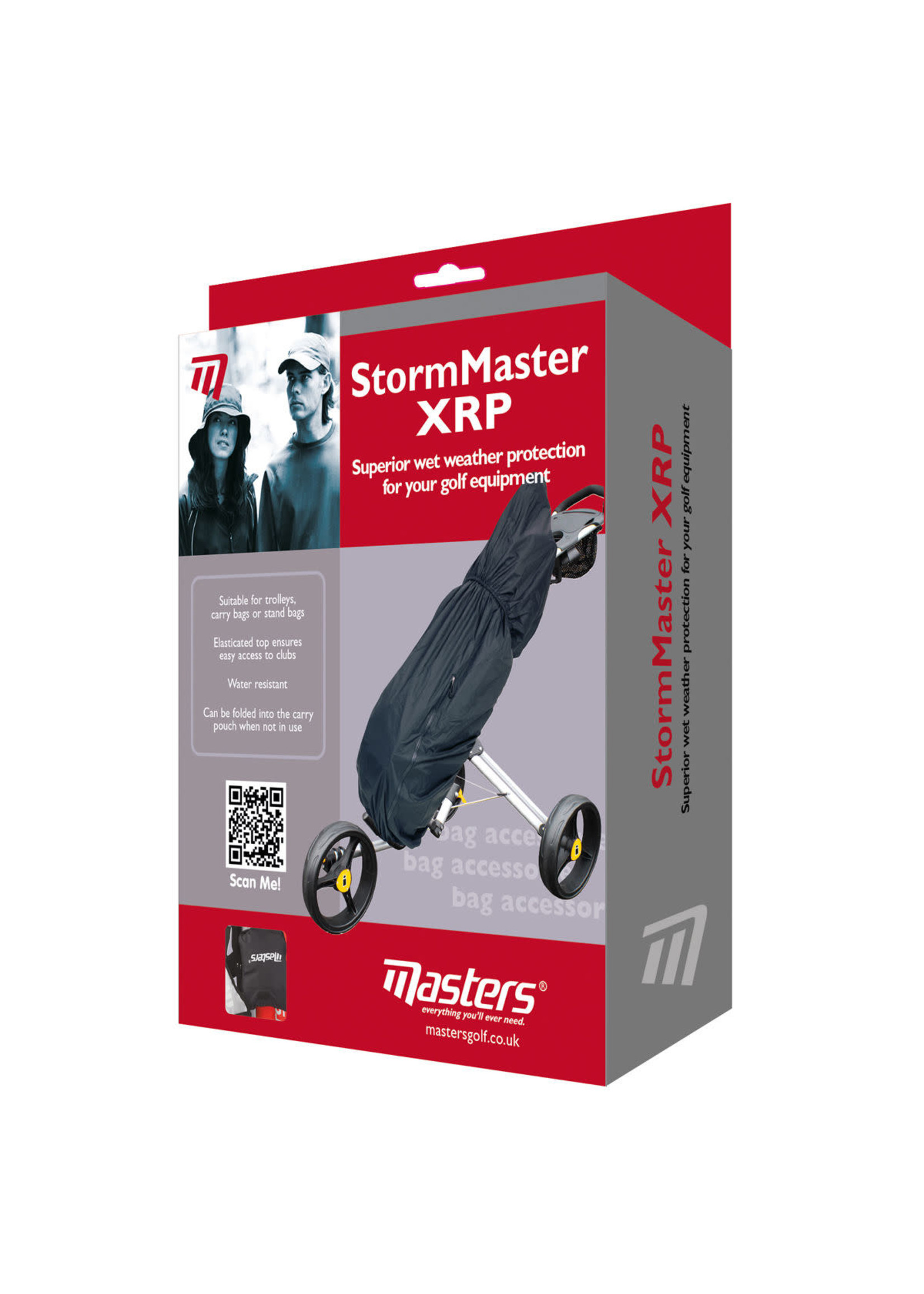 Masters Masters Storm Master XRP Golf Bag Cover