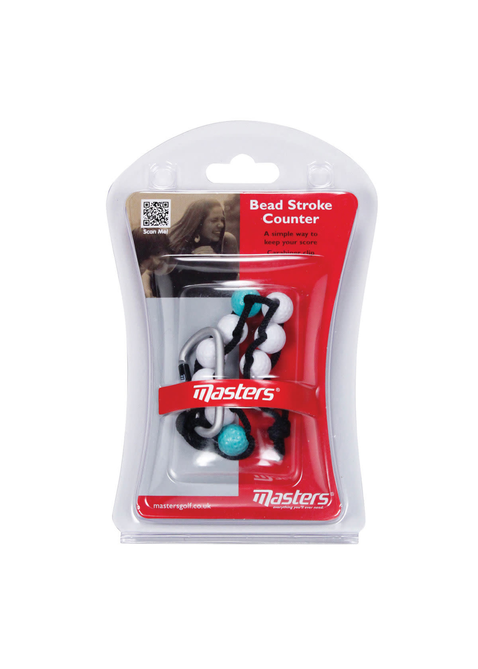Masters Masters Golf - Bead Stroke Counter