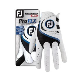 Footjoy Footjoy Pro FLX Ladies LH Golf Glove, White/Black/Blue