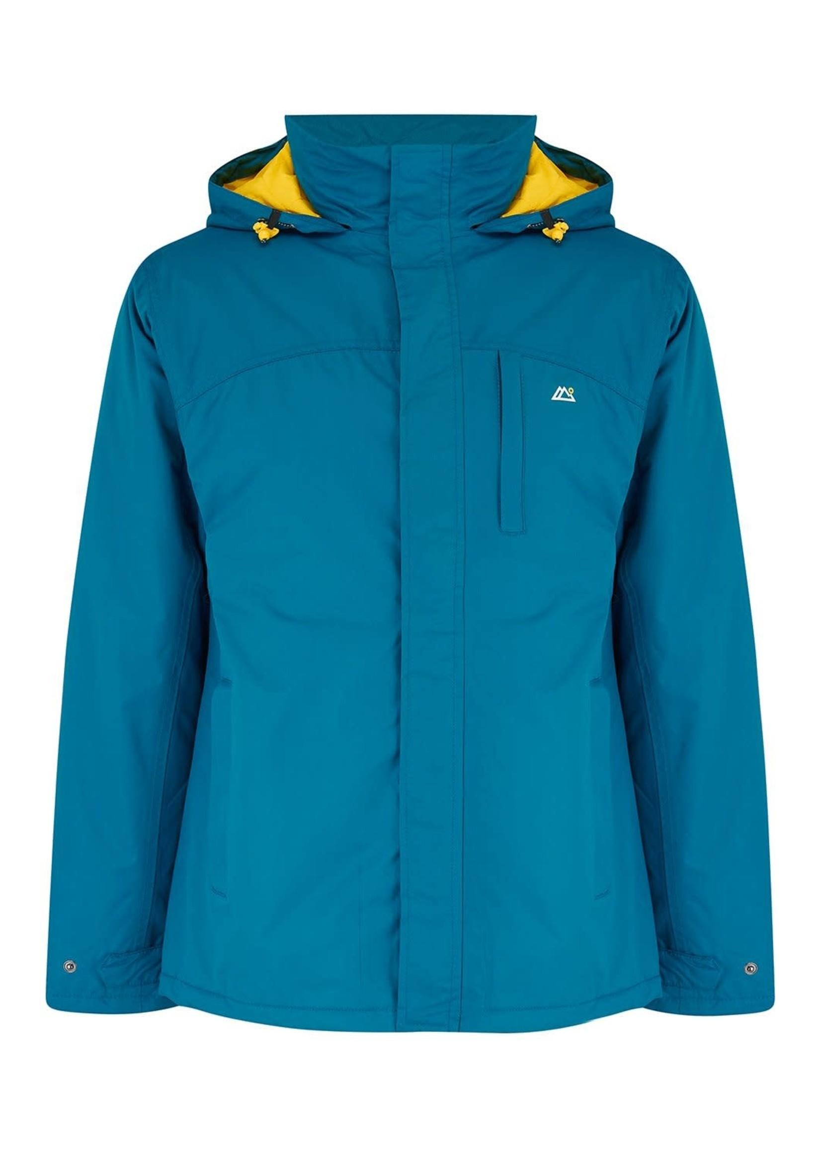 Target Dry Target Dry - Pursuit Mens Waterproof Jacket (2021) - Alpine Blue