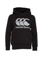 Canterbury Canterbury Overhead Large Logo Junior Hoody Meteorite (2020)