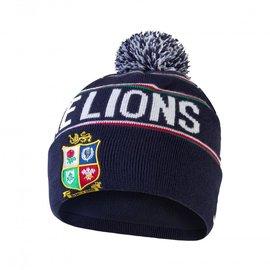 Canterbury British & Irish Lions - Fleece Lined Bobble Hat, Navy