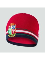 Canterbury British & Irish Lions -  Acrylic Fleece Beanie, Red