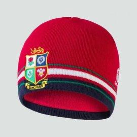 Canterbury British & Irish Lions -  Acrylic Fleece Beanie, Red
