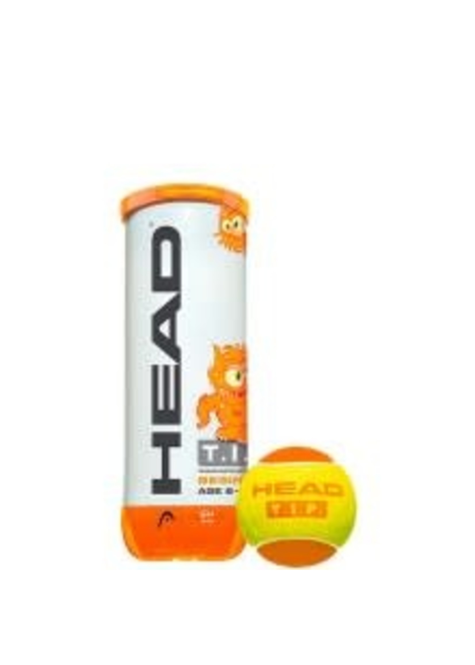 Head Head Junior TIP Tennis Balls