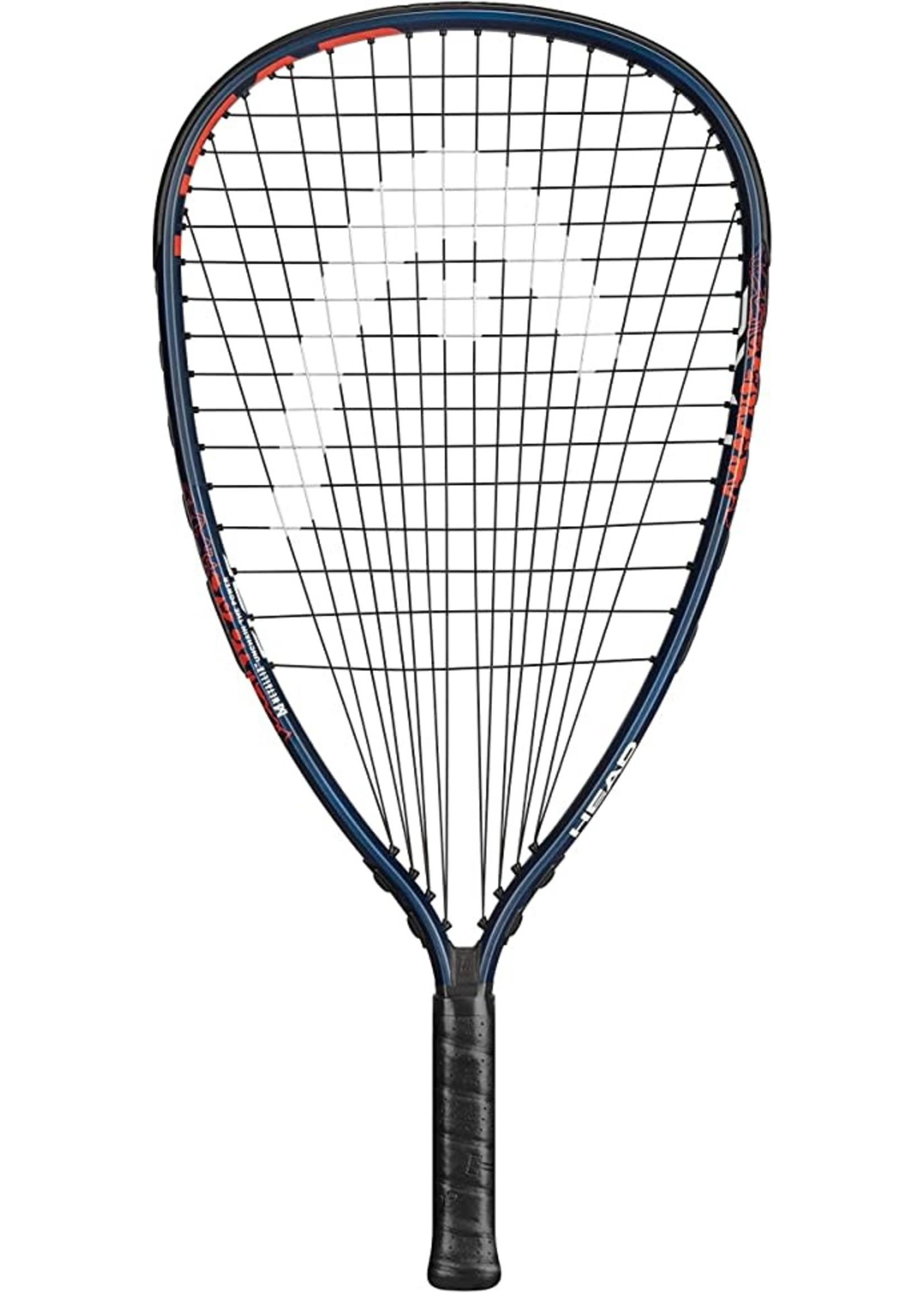 Head Head MX Fire Racketball Racket (2021)