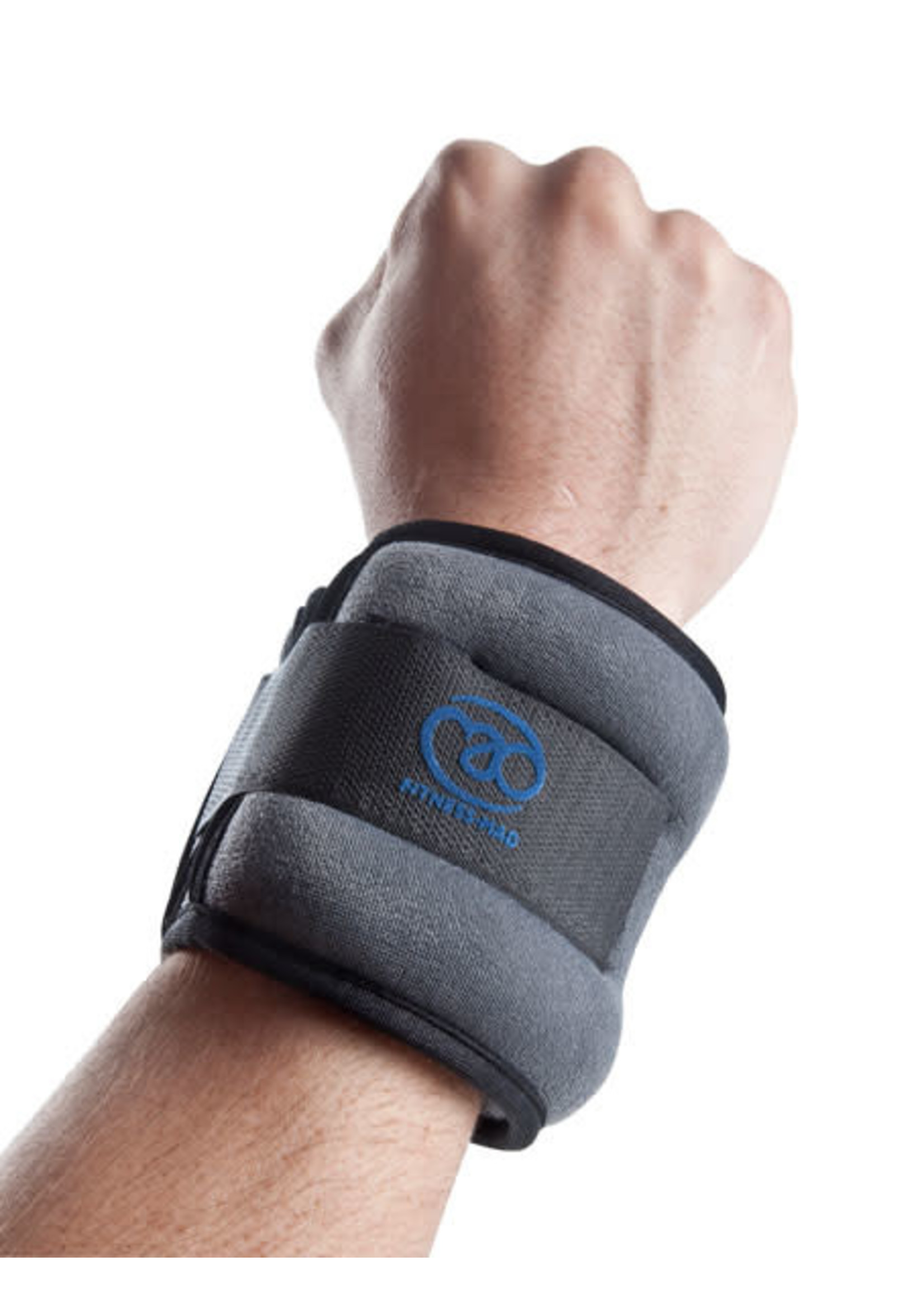 Fitness Mad Fitness Mad Wrist and Ankle Weights 0.5kg