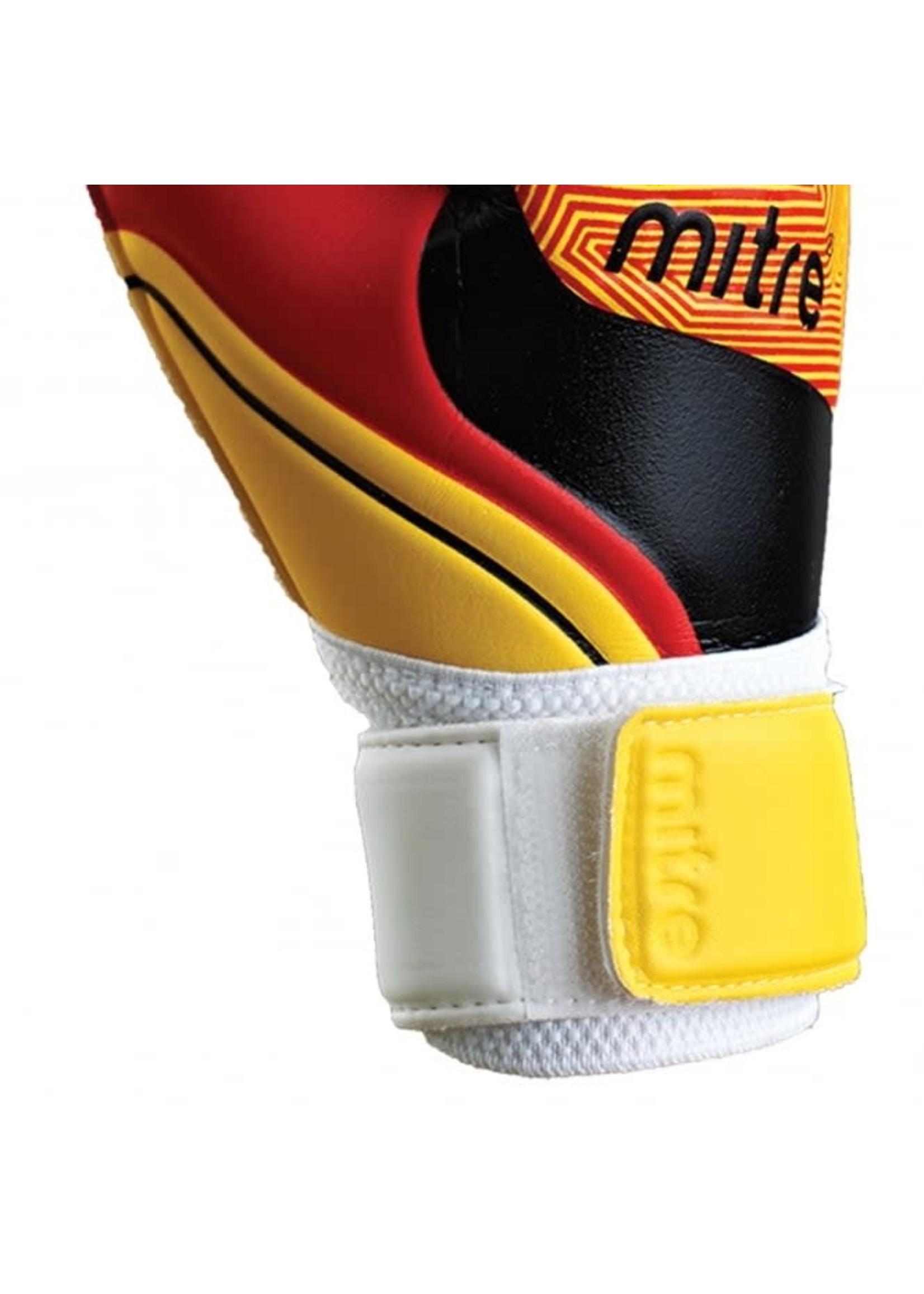 mitre Mitre Awara Football Goalie Gloves - White