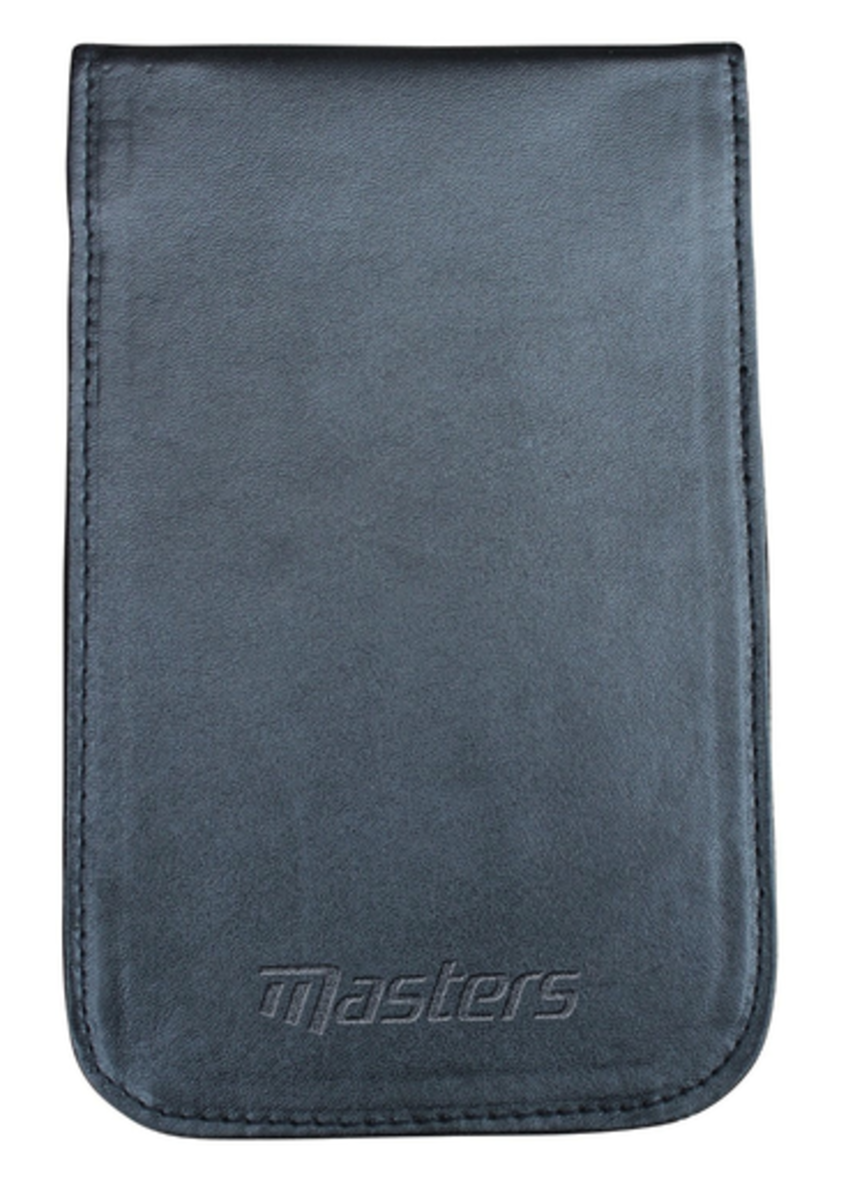Masters Masters Deluxe Leather Score Card Holder