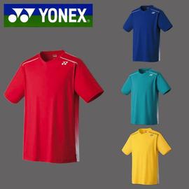 Yonex Yonex 10138ex Mens V-Neck Shirt  Deep Sea S