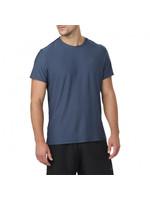 Asics Asics SS Top Running Essentials Mens T-shirt, Blue (2018) XL