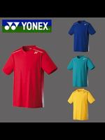 Yonex Yonex 10138ex Mens V-Neck Shirt  Deep Sea L