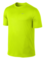 Nike Mens Running T-Shirt 589683 Yellow XL
