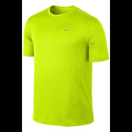 Nike Mens Running T-Shirt 589683 Yellow XL