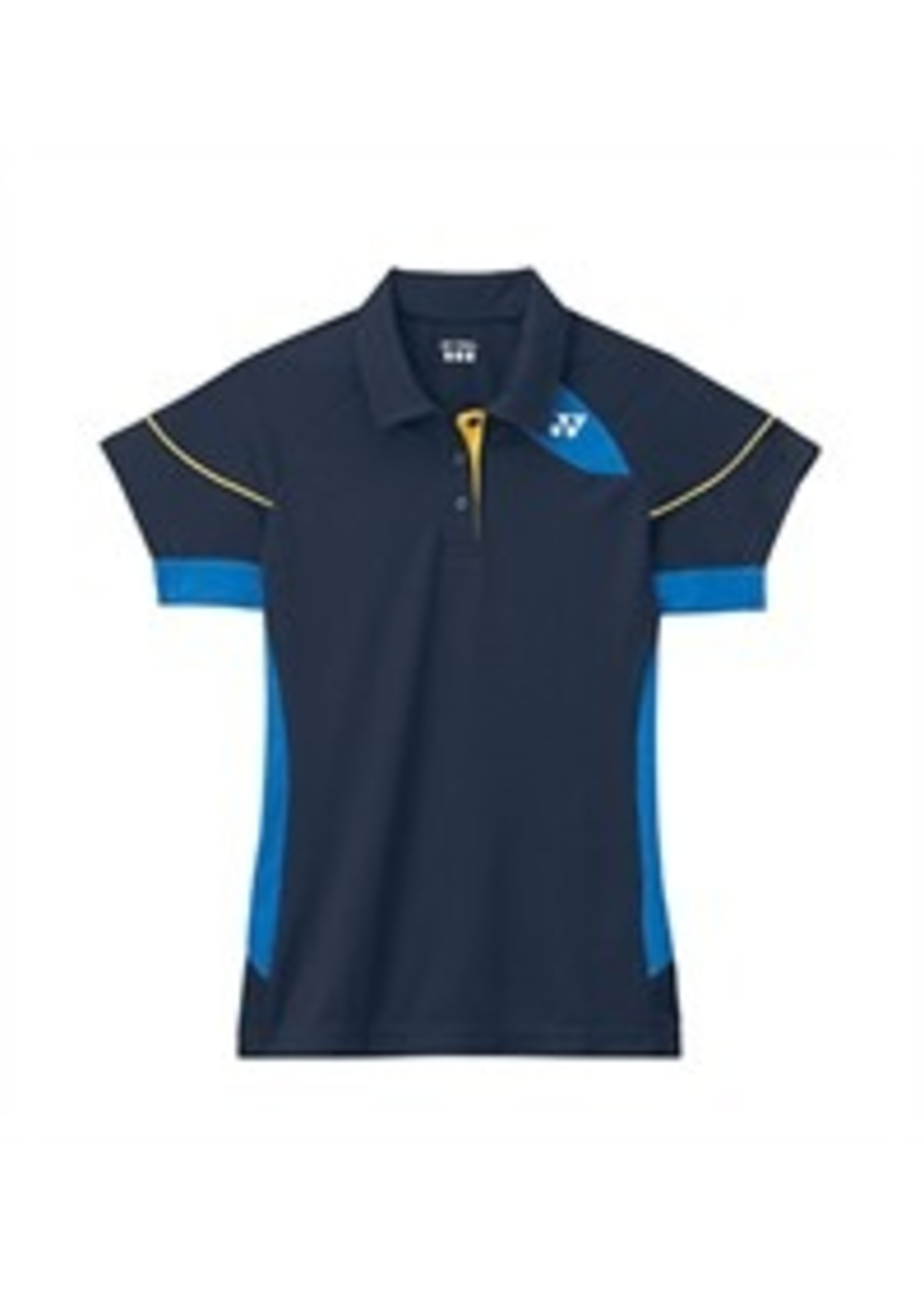 Yonex Yonex Ladies L2453EX Badminton Polo Shirt Navy Blue S