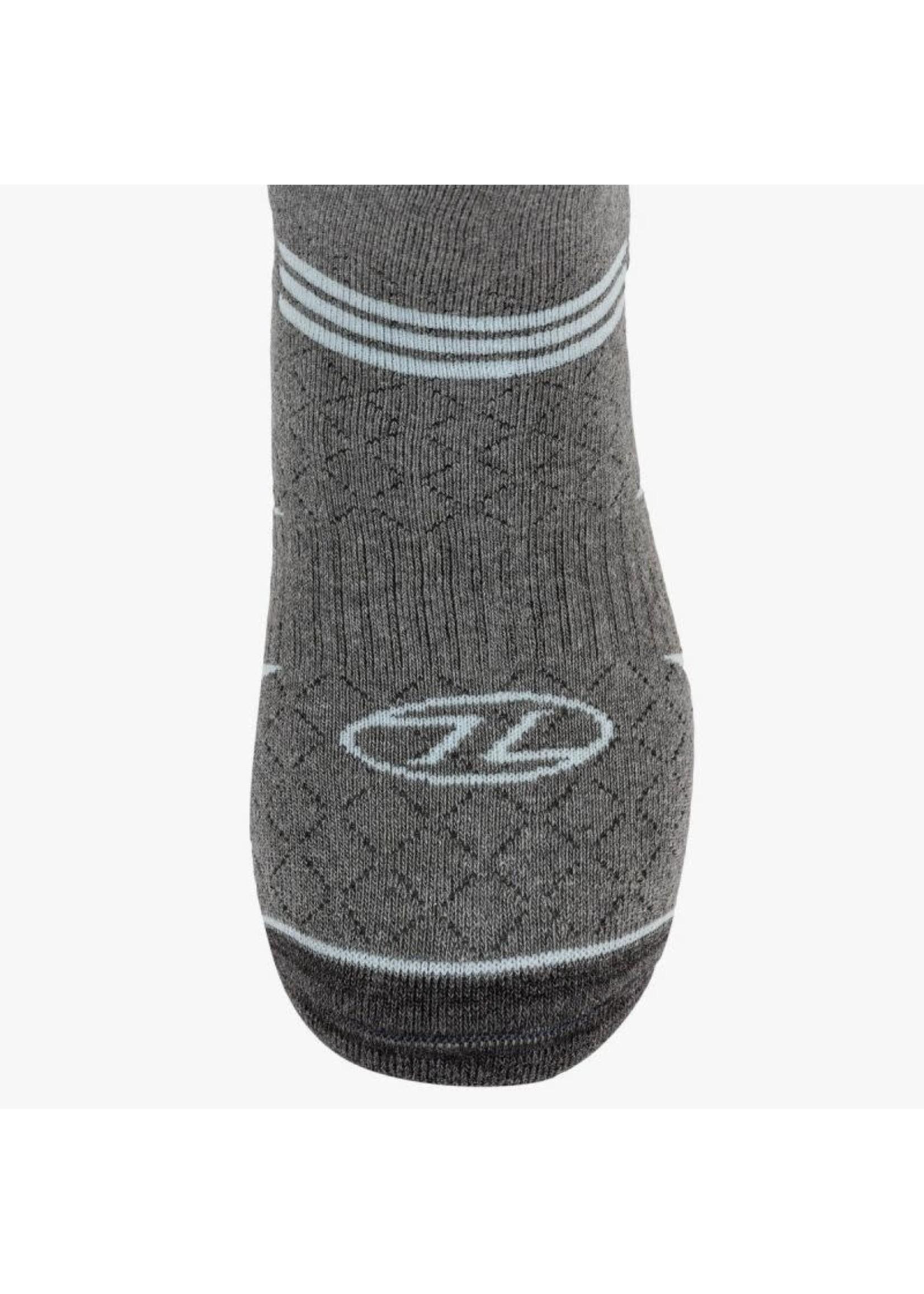 Highlander Highlander Combed Cotton Performance Sock