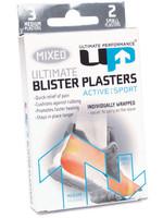 UP ( Ultimate Performance ) Ultimate Performance Mixed Blister Plasters