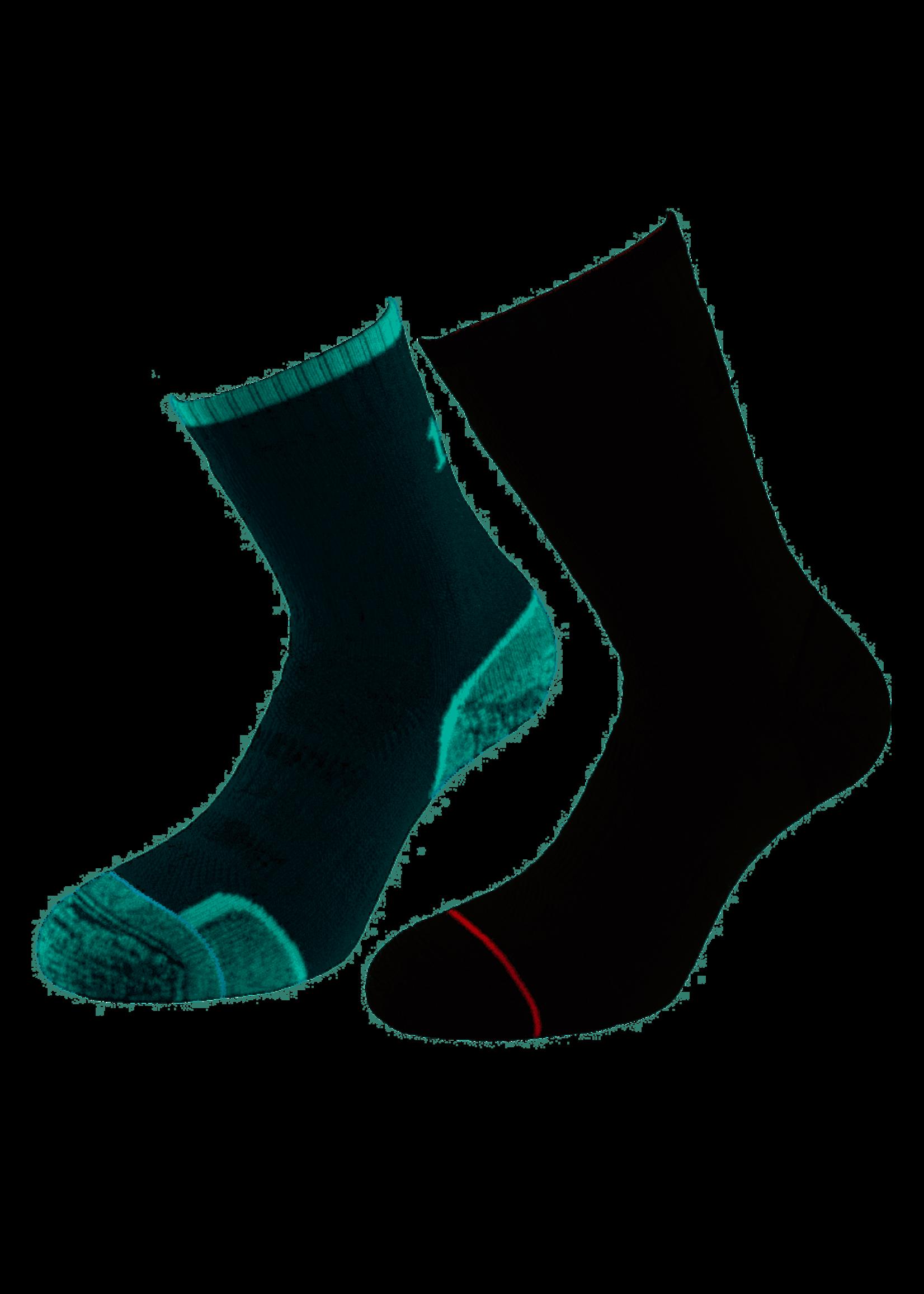 1000 mile 1000 Mile Mens Walking Socks - Twin Pack
