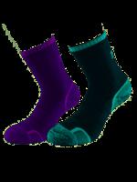 1000 mile 1000 Mile Ladies Walking Socks - Twin Pack