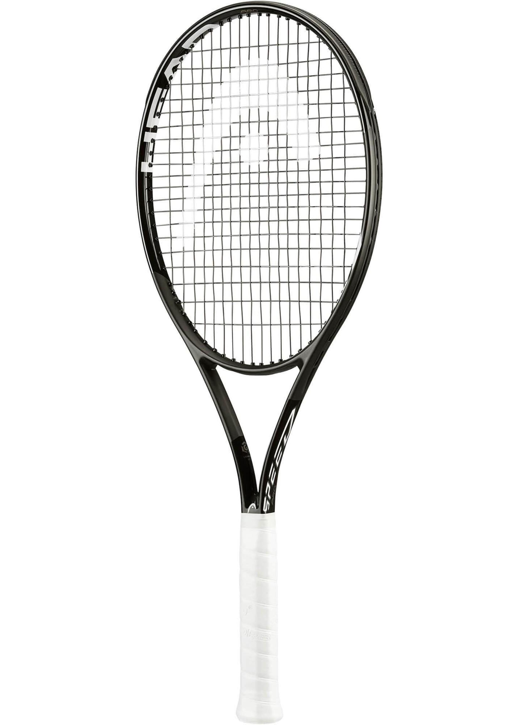Head Head Graphene 360+ Speed MP Tennis Racket, Black (2021)