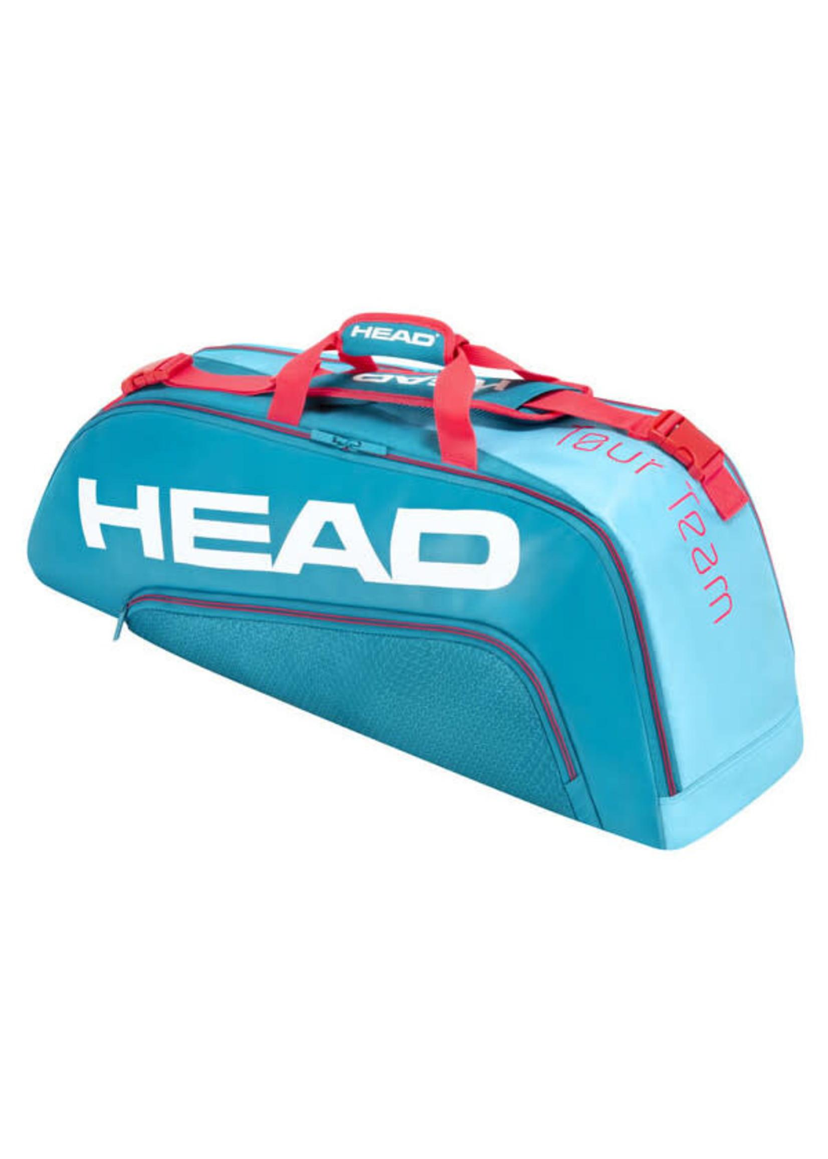 Head Head Tour Team 6R Combi Racket Bag (2021)