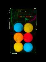 Sure Shot Matthew Syed Table Tennis Balls,  Multi Colour