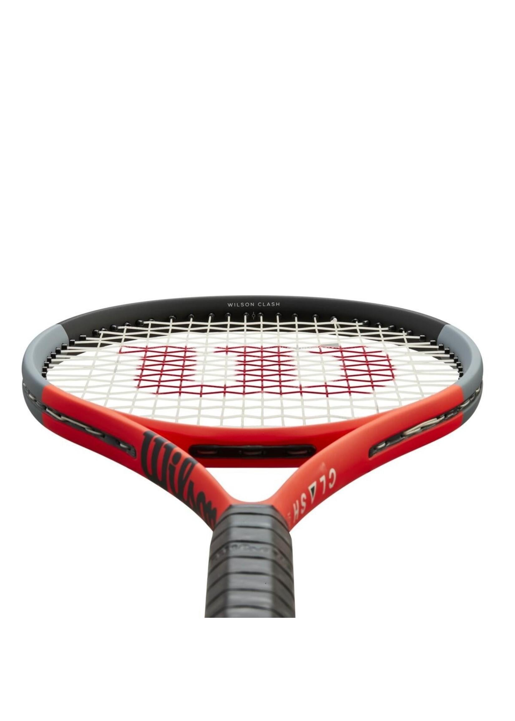 Wilson Wilson Clash 100 Reverse Tennis Racket (2021)