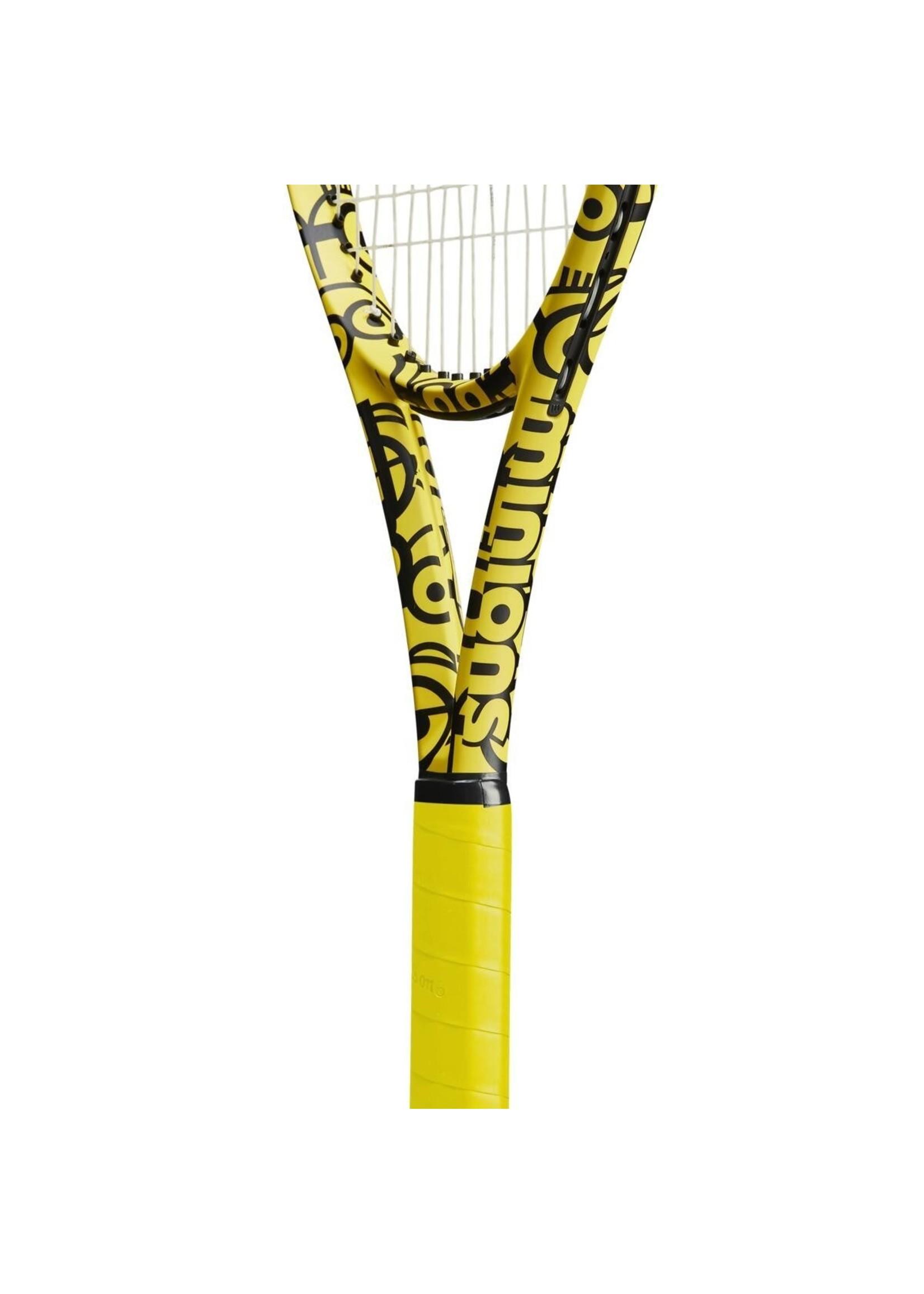 Wilson Wilson Minions Ultra 100 Tennis Racket (2021)