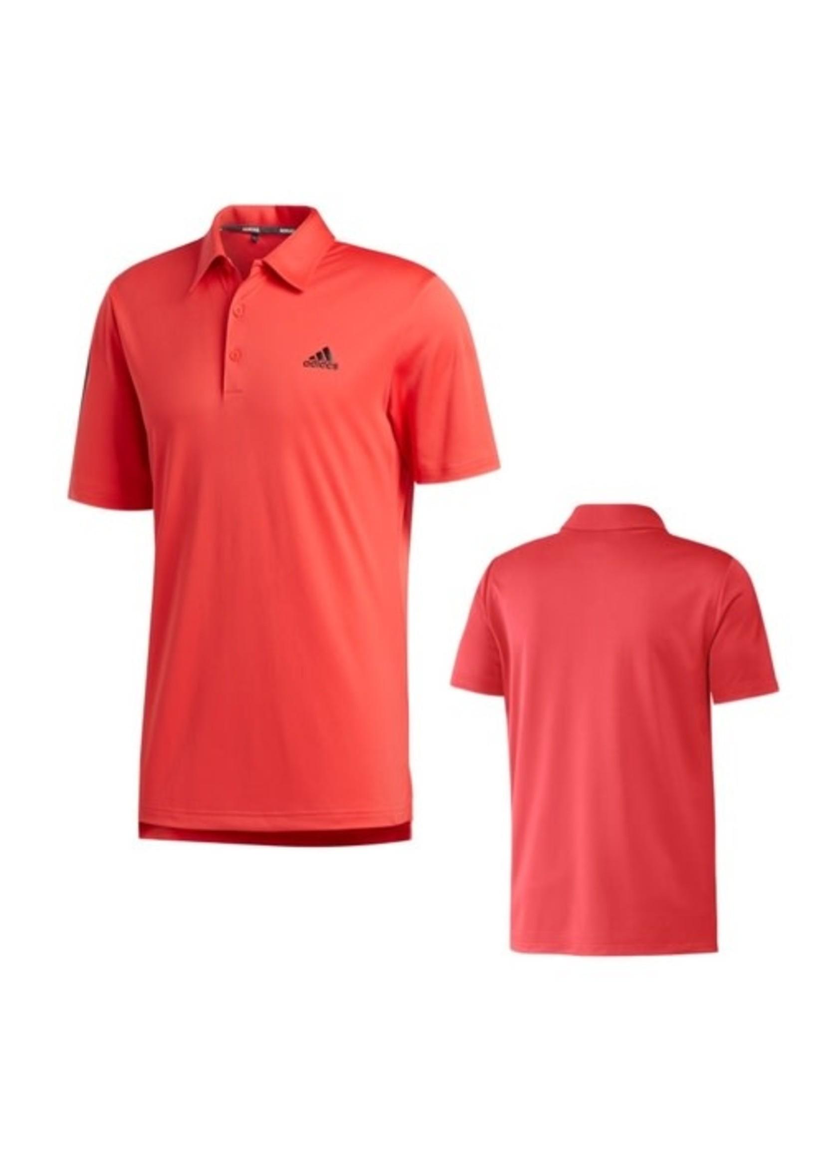Adidas Adidas 3 Stripe Basic Mens Polo (2020)