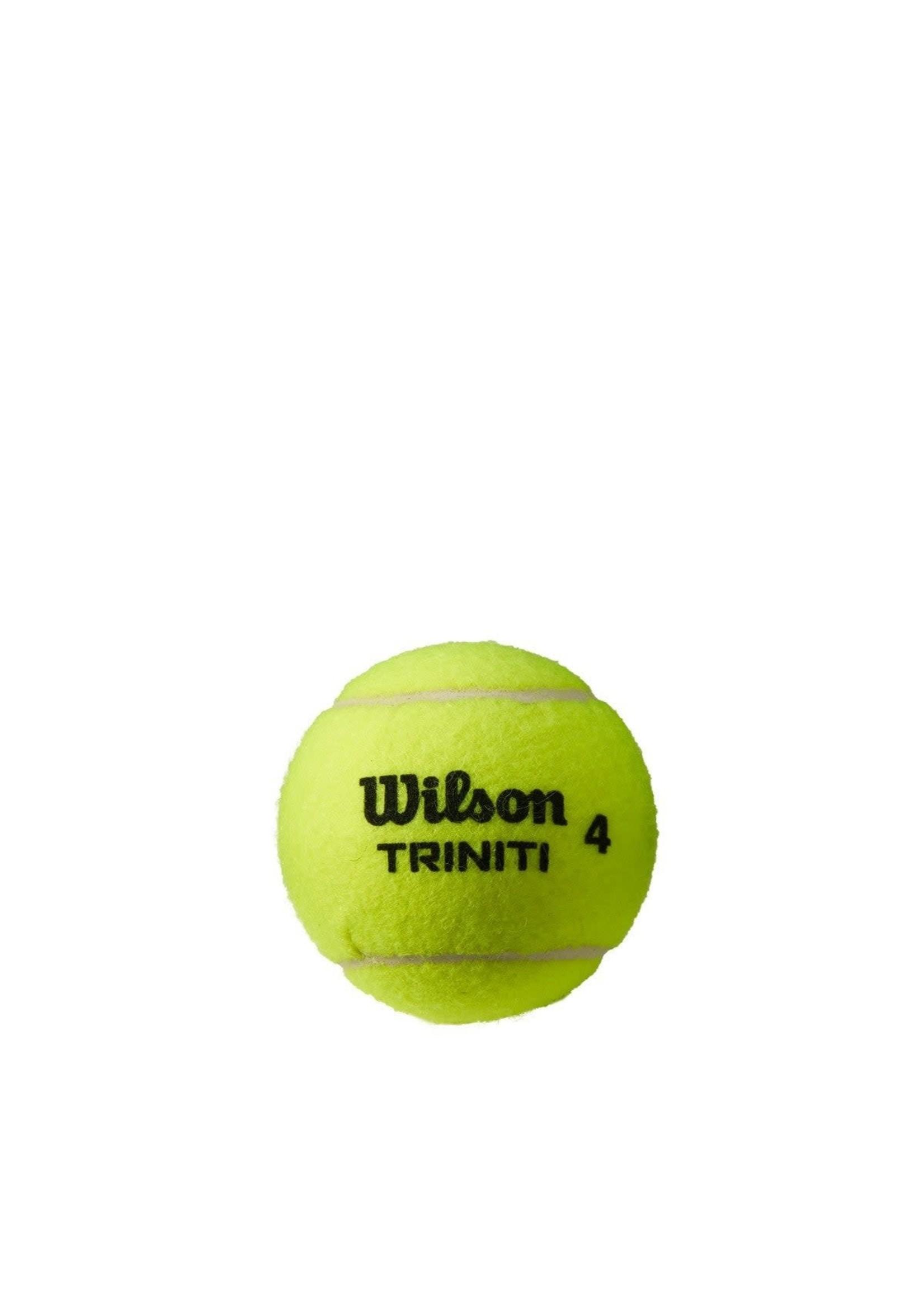 Wilson Wilson Triniti Tennis Balls [4]