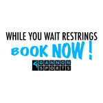 Restring Appointment Booking