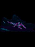 Asics Asics GT-1000 10 GS Junior Running Shoe, French Blue/Digital Grape, (2021)