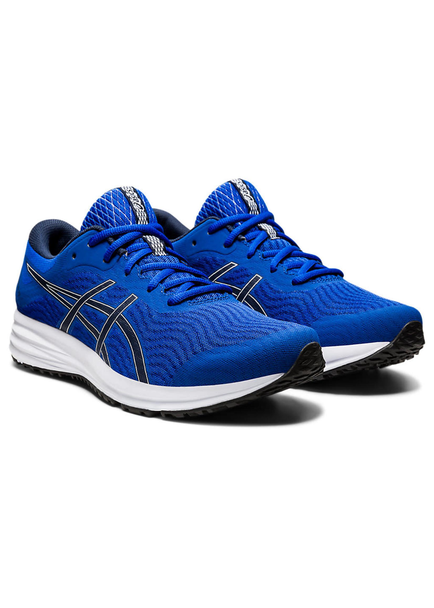 Asics Asics Patriot 12 Mens Running Shoe - Blue/Midnight, (2021)