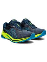 Asics GT-1000 10 Mens Running Shoe, French Blue/Digital Aqua (2021)