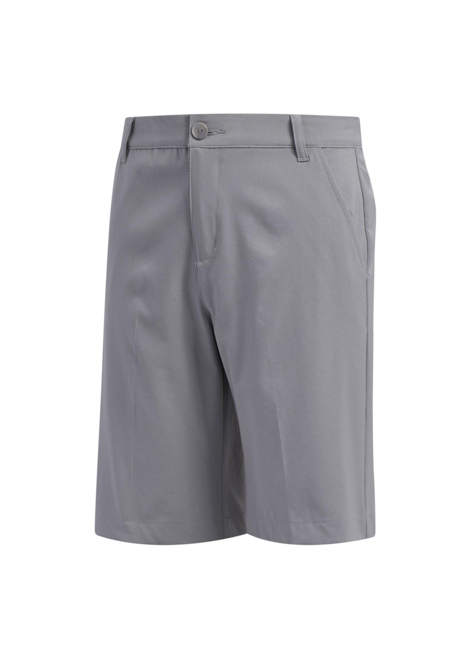 Adidas Adidas Boys Solid Golf Shorts (2020), Grey