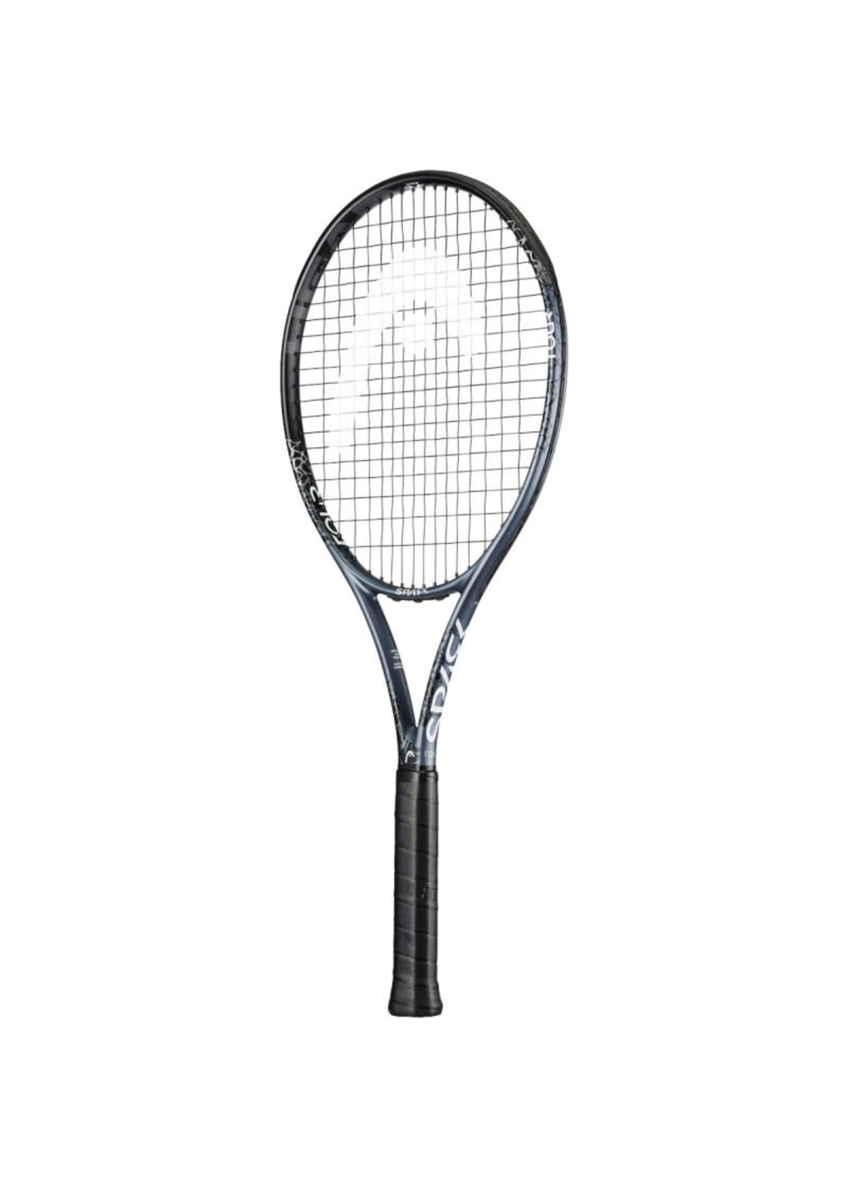 Head Head Spark Tour Stealth Tennis Racket (2021)