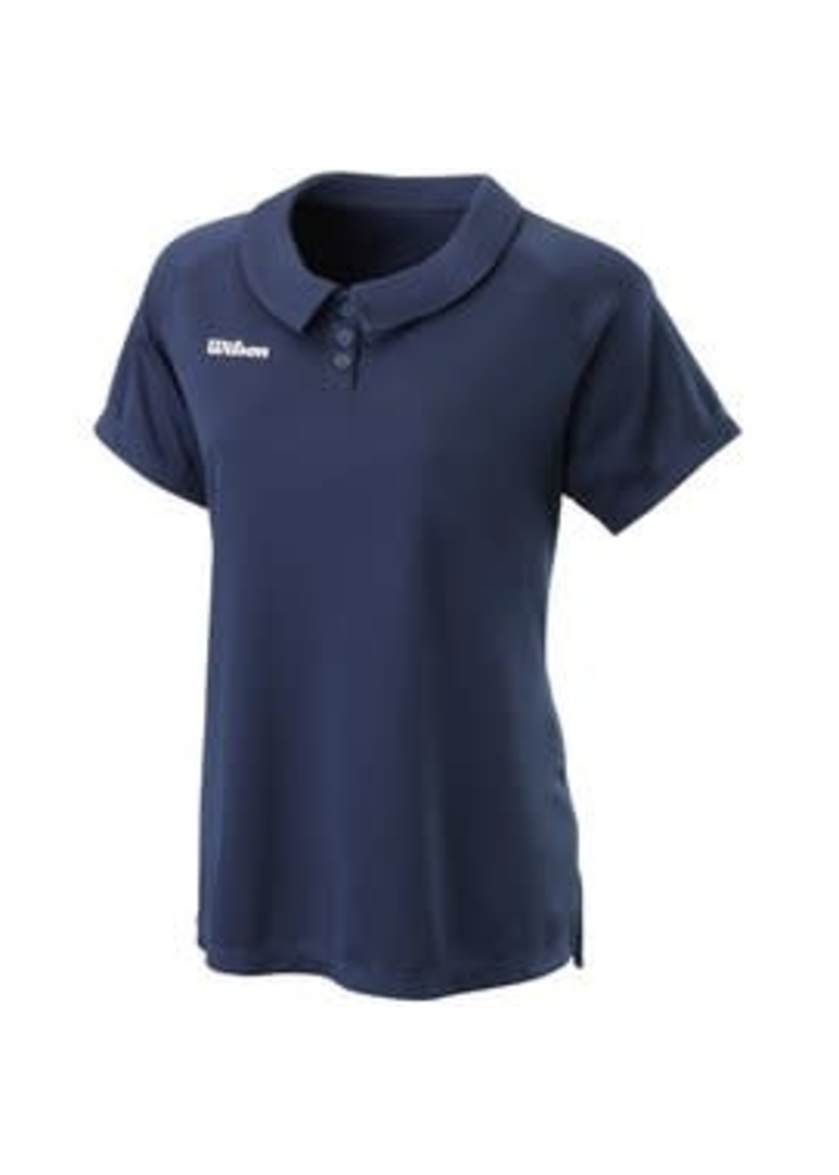 Wilson Wilson Team 2 Ladies Polo Shirt (2021) Navy