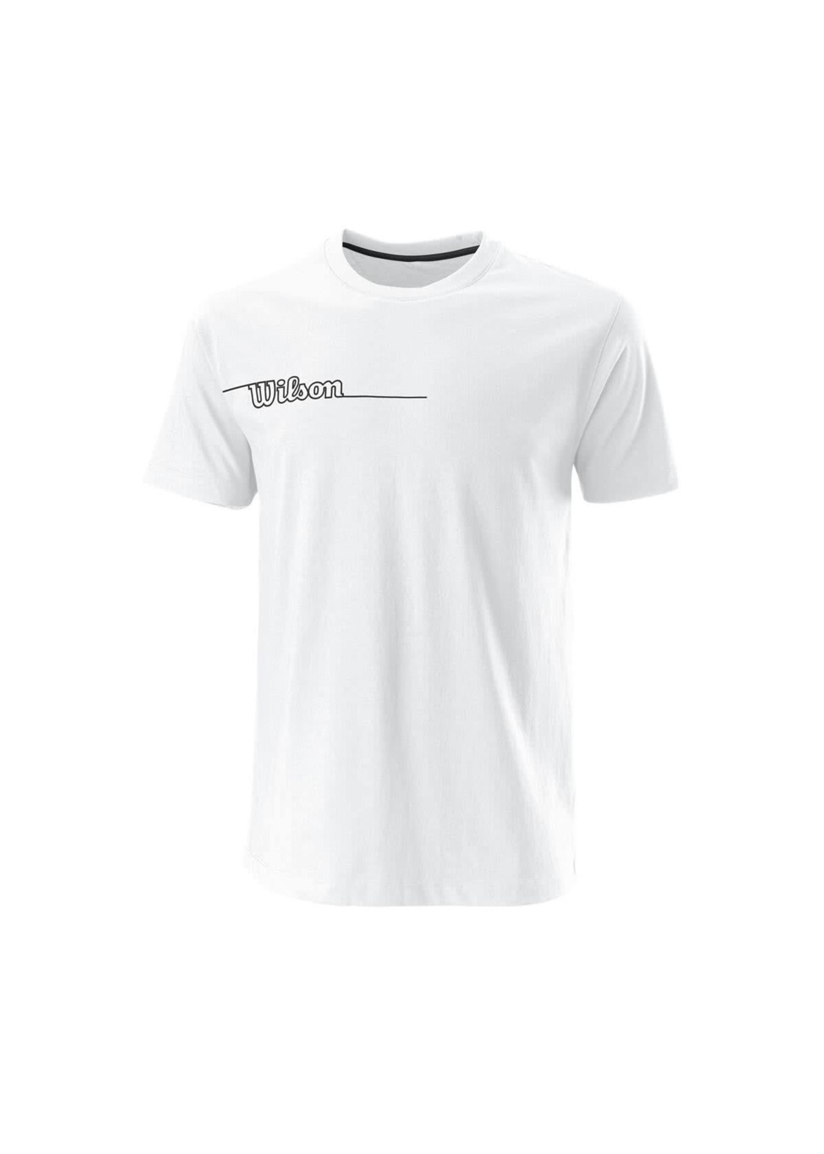 Wilson Wilson Team 2 Tech Mens T Shirt (2021)
