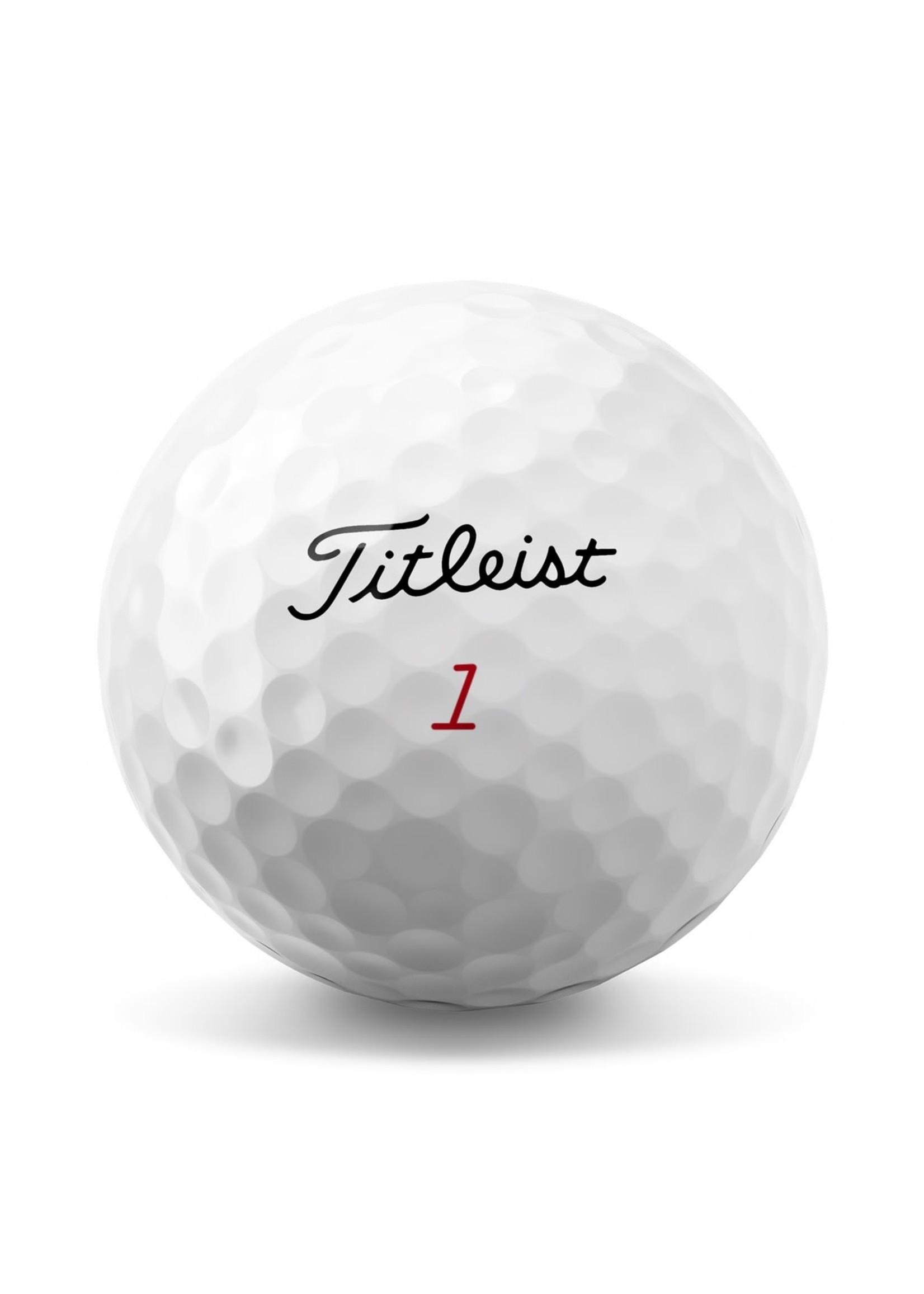 Titleist Titleist ProV1x Dozen Pack Golf Balls (2021) - White